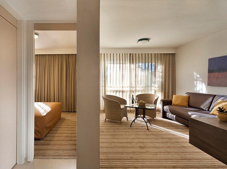 Mini Suite Isrotel Ramon Inn2
