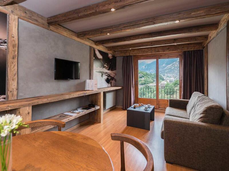 Mountain Suite Quadruple
