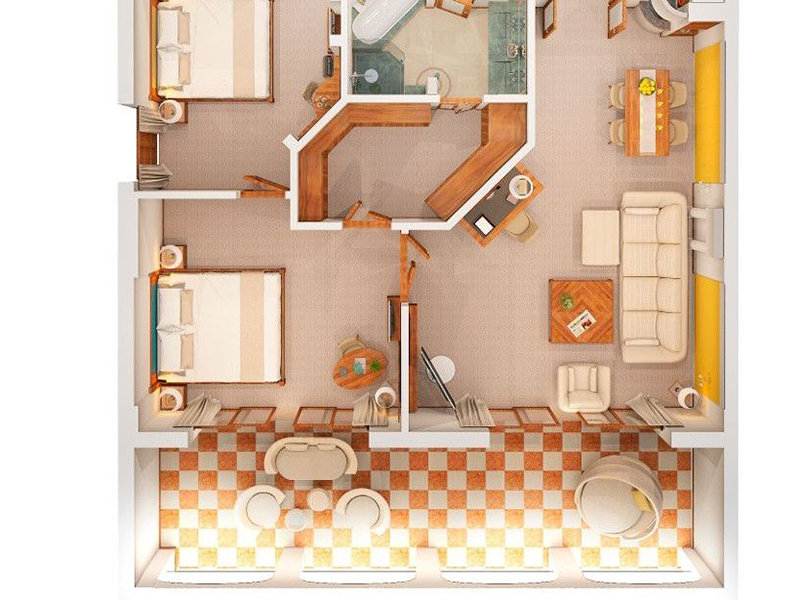 Ocean Two Suite4