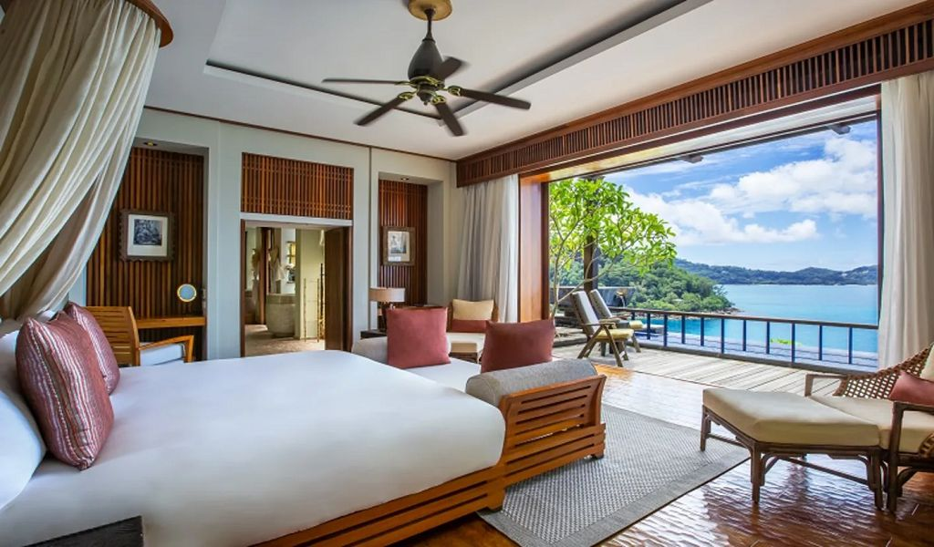 Ocean View Pool Villa 2
