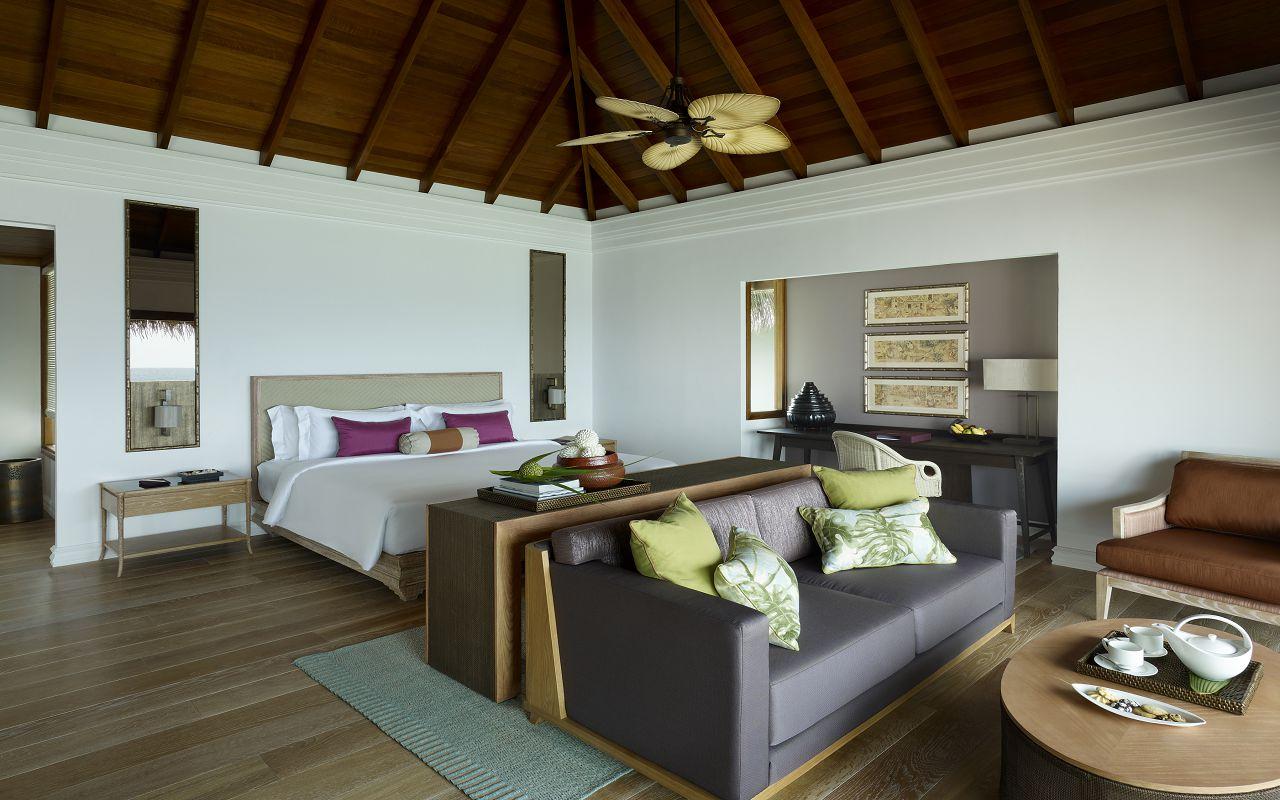 Ocean Villa with Pool - Bedroom I