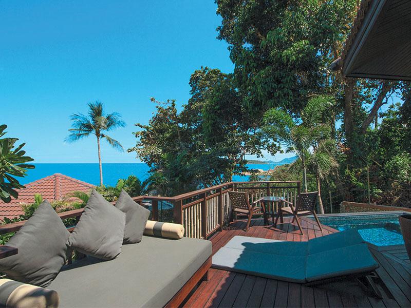 Oecan View Pool Suite2