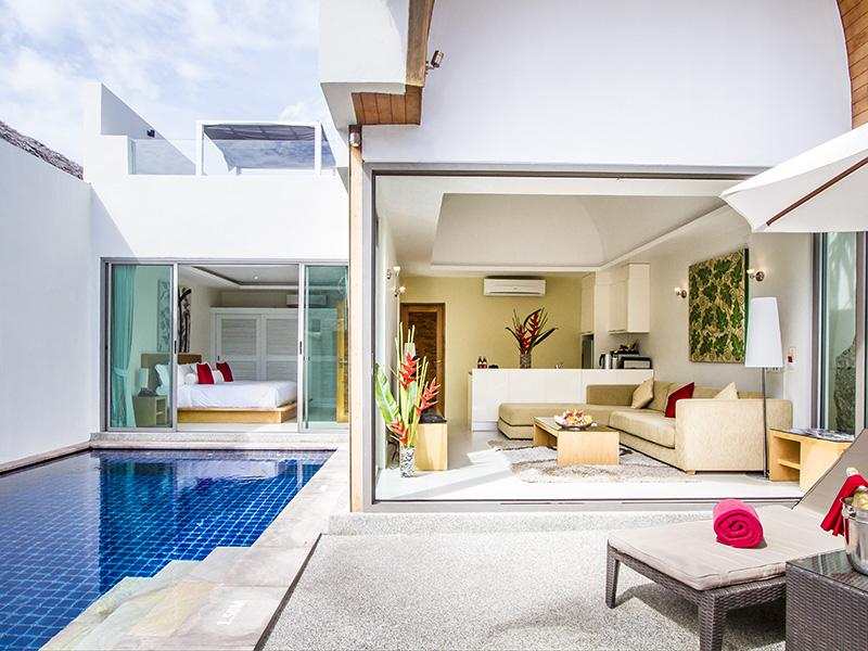 One Bed Villa 1