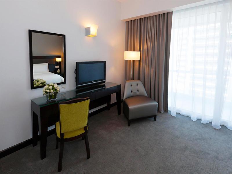 One Bedroom Apartment5