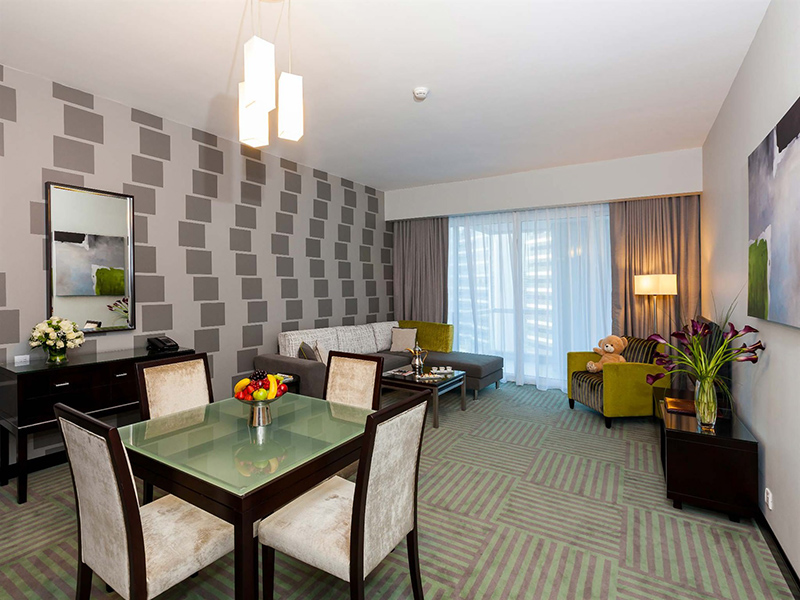 One Bedroom Apartment7