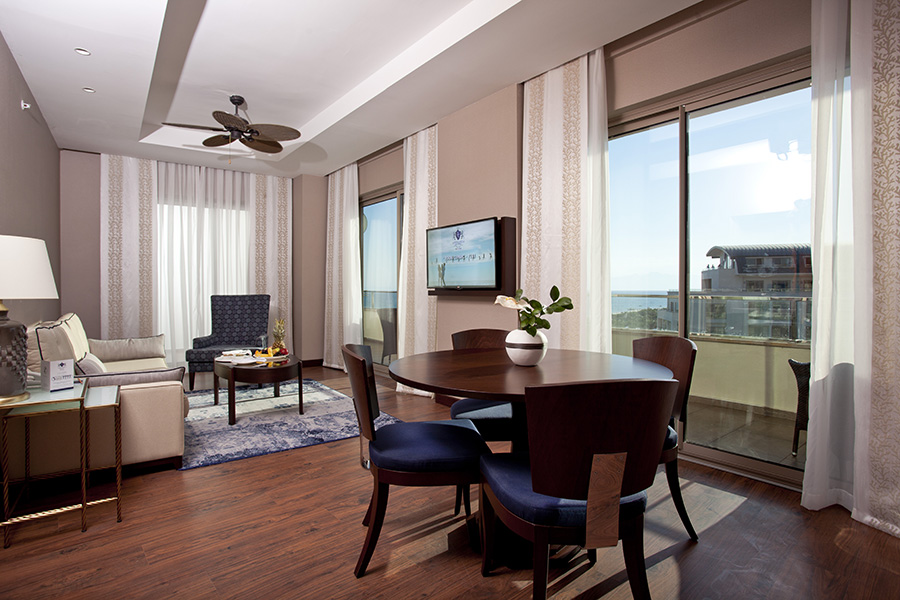 Palazzo Suite Living Room