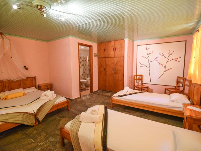 Panormo Beach Hotel quad-1