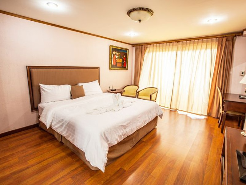 Pattaya Hill Resort (12)