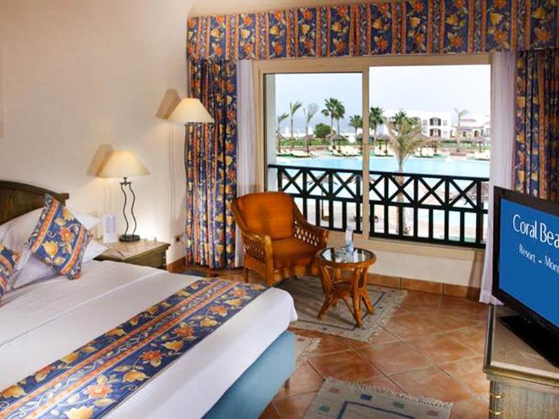 Pool & Sea Side View Room (1)