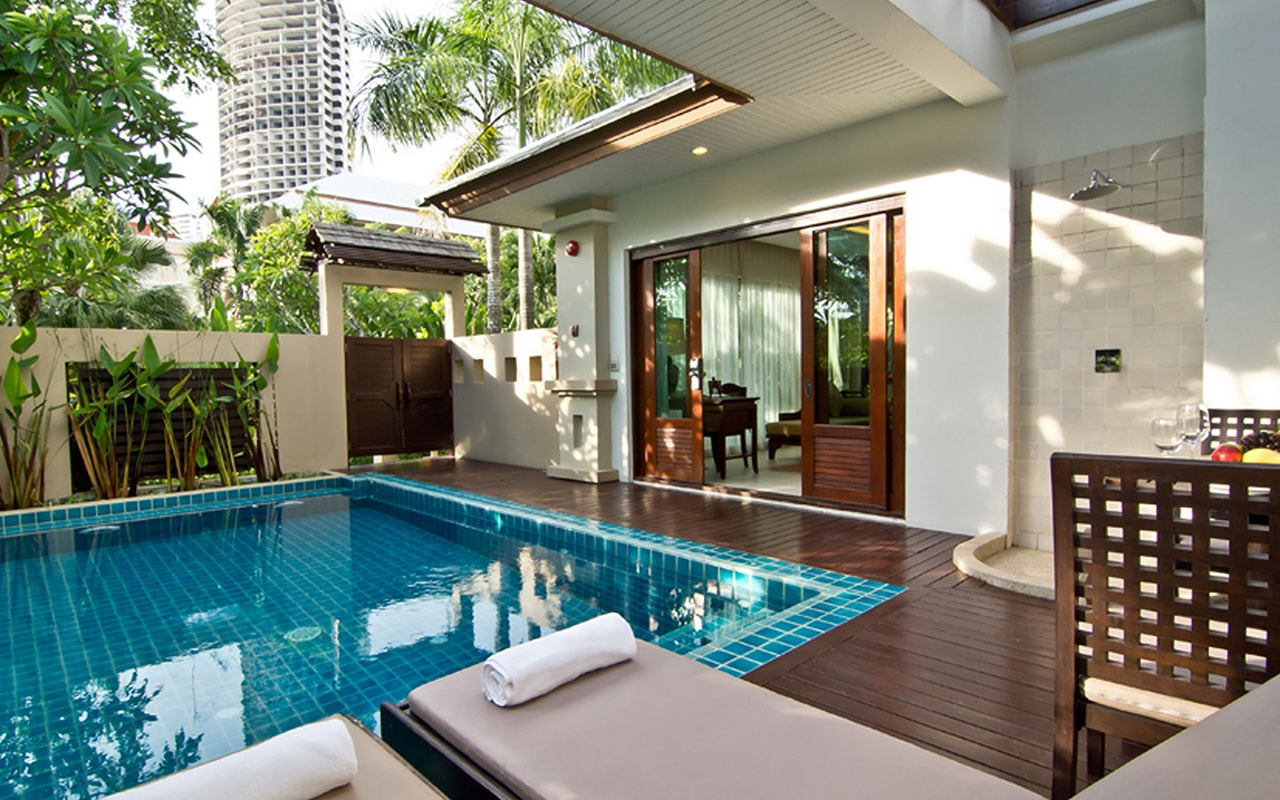 Pool Villa_Pool @ day-min