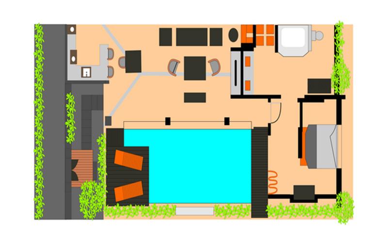 Pool villa2