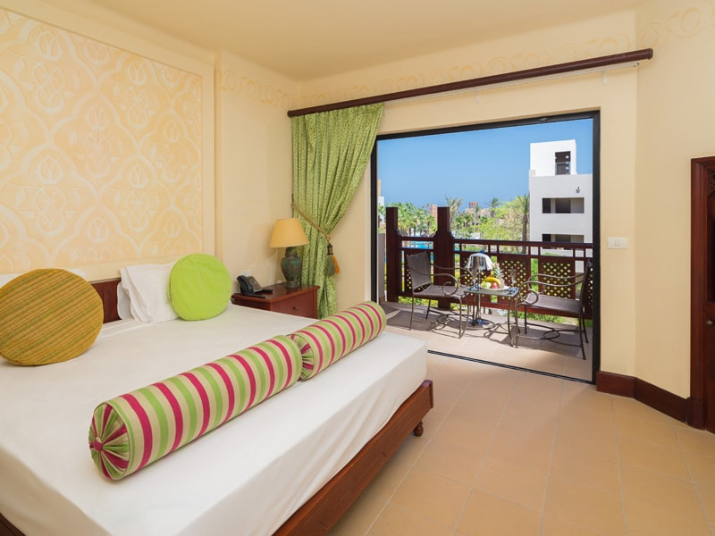 Port Ghalib Resort Family room (4)