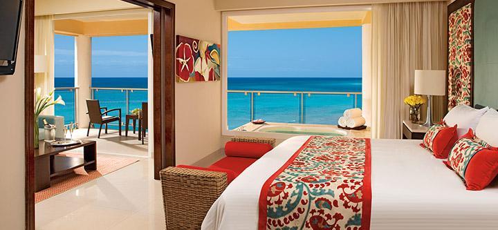 Preferred Club Suite Ocean-Front View