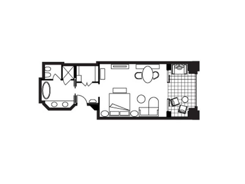 Premier Skyline Room-plan