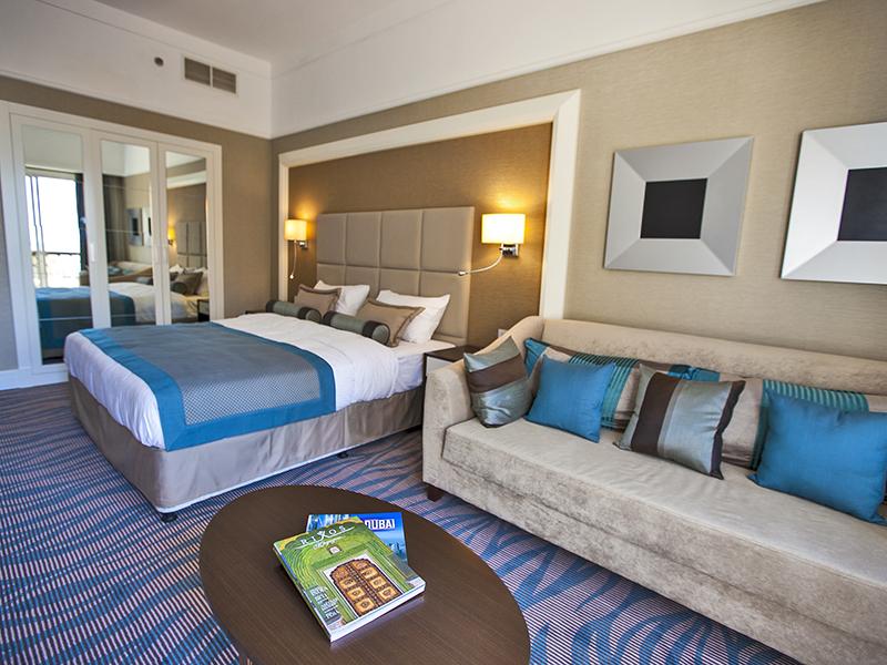Premium Room & 2nd Bedroom of Family Room (4) - Rixos Bab Al Bahr