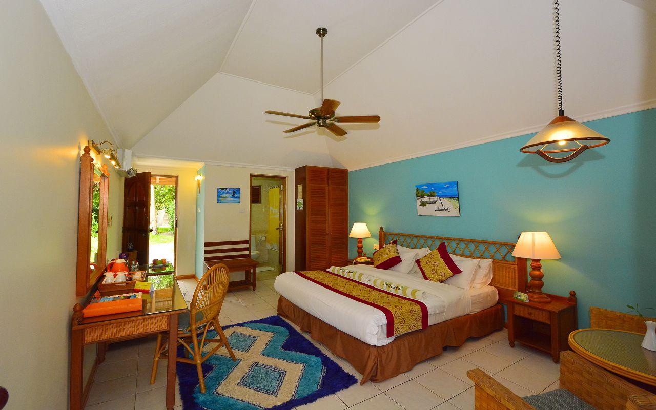Premium room amenities