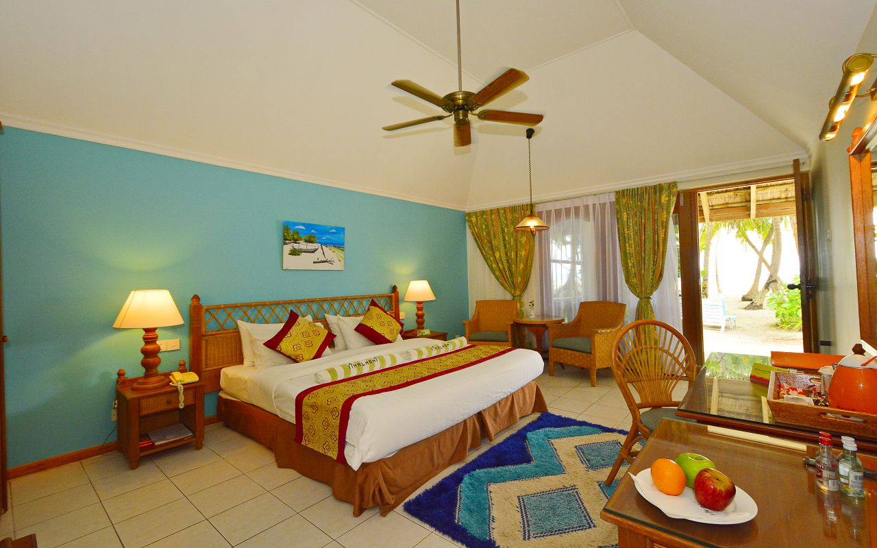 Premium room bed room