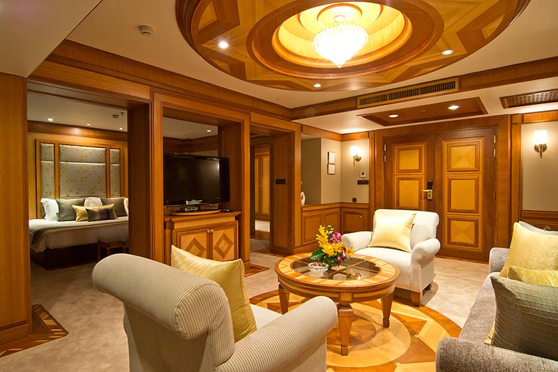 Presidential Suite (3 Bedrooms)