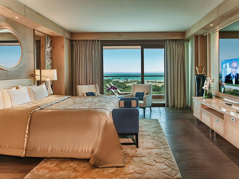 Presidential Suite-Bedroom