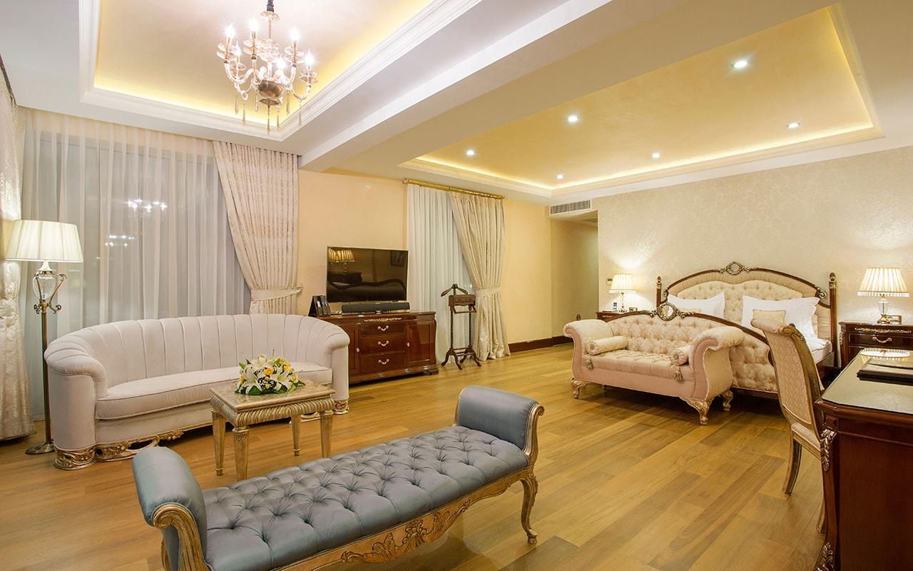 Presidential Villa-min