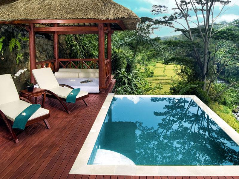 River Front Pool Villa4
