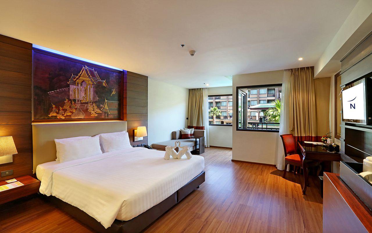 Room Deluxe King KGA1