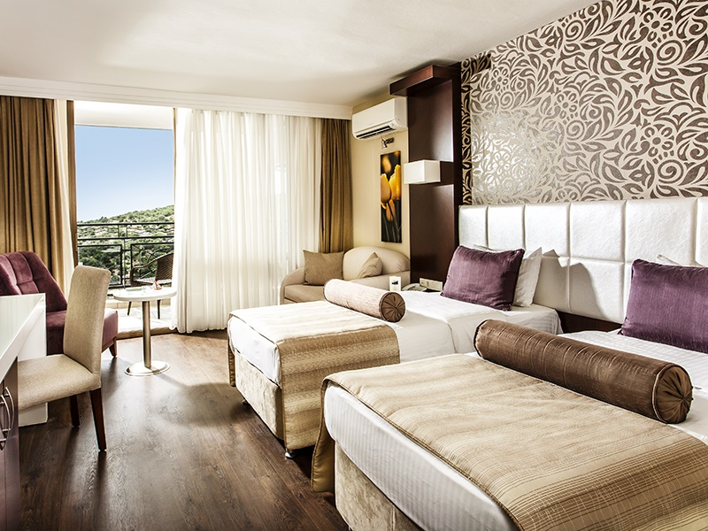 Room Standard Twin Bed