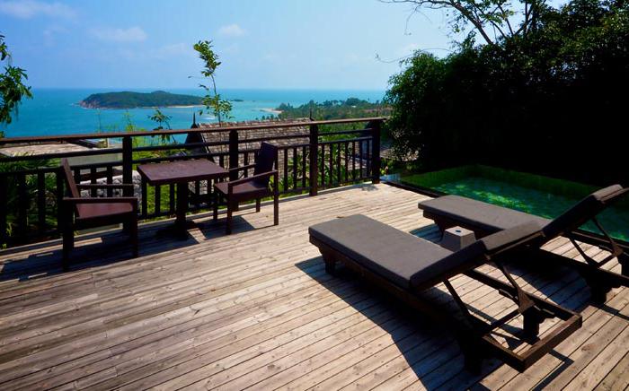 Royal Ocean View Pool Villa