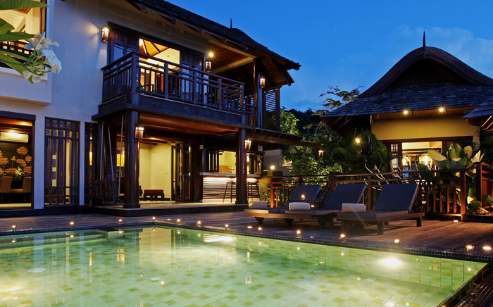 Royal Ocean View Pool Villa2
