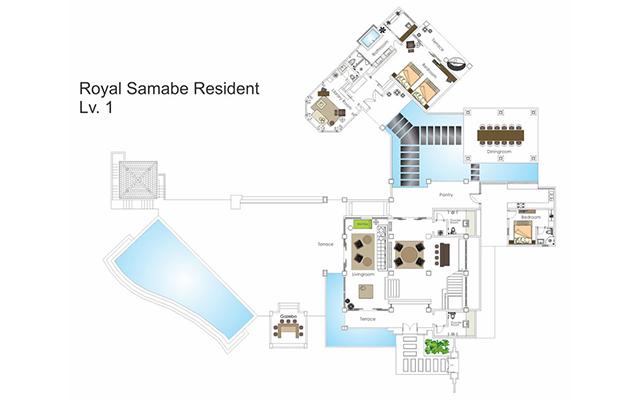 Royal Samabe Residence