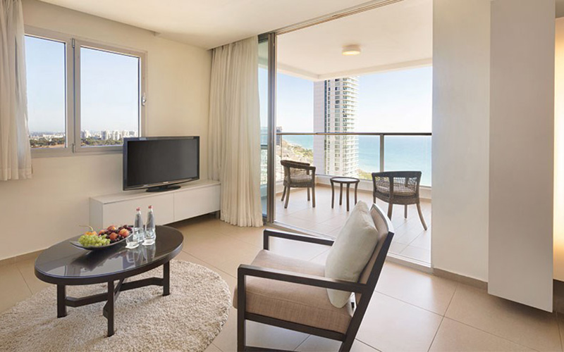 SUPERIOR 2 BED ROOM, PARTIAL SEA VIEW WITH BALCONY