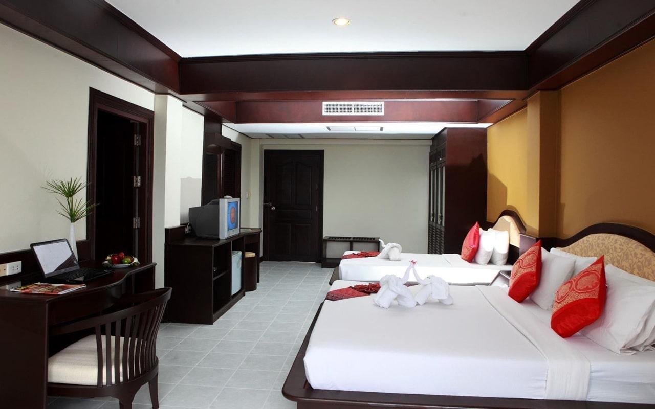Samui First House Hotel (2)