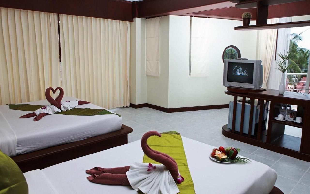 Samui First House Hotel (6)
