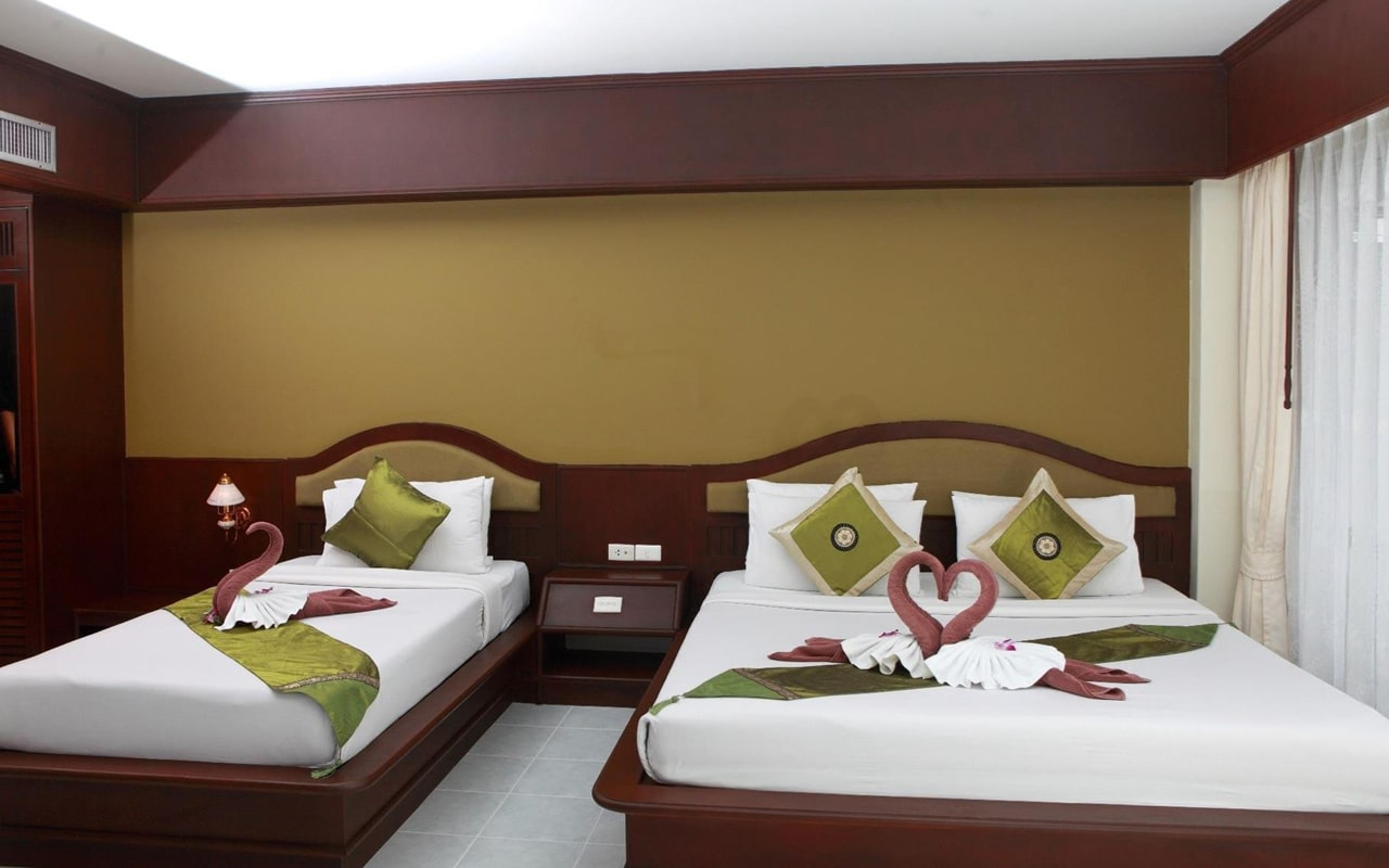 Samui First House Hotel (8)