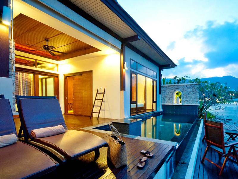 Sea Front Pool Villa2
