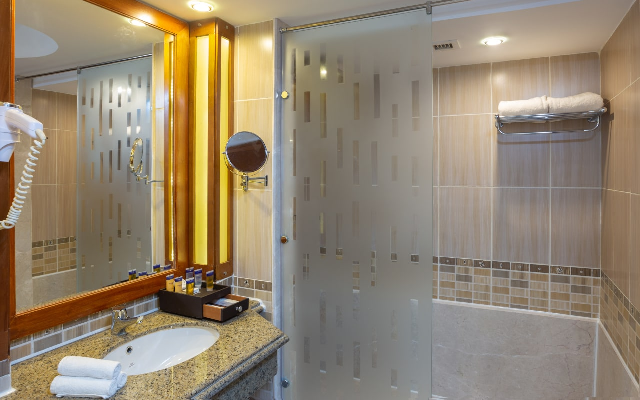 Stanadrd Room Bathroom 4-min
