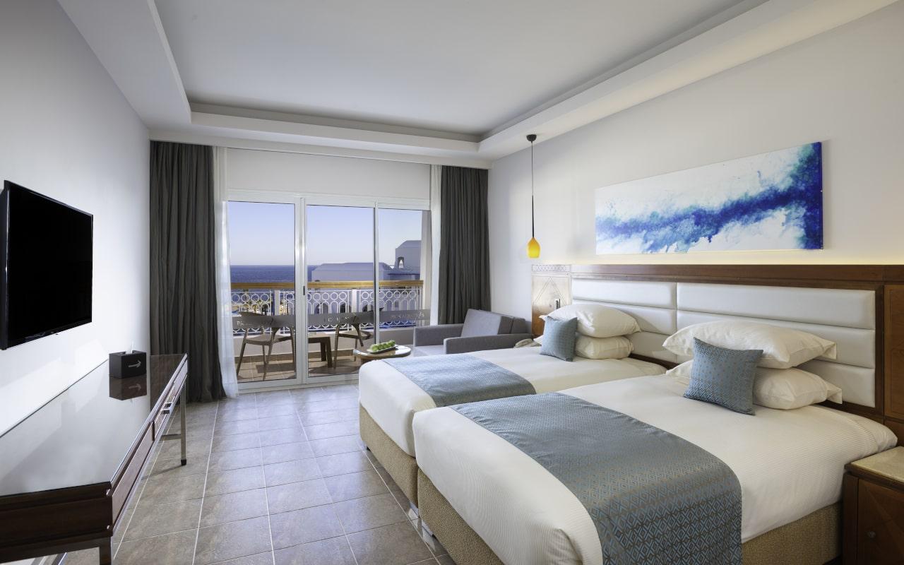 Stanadrd Room Twin Bed 1-min