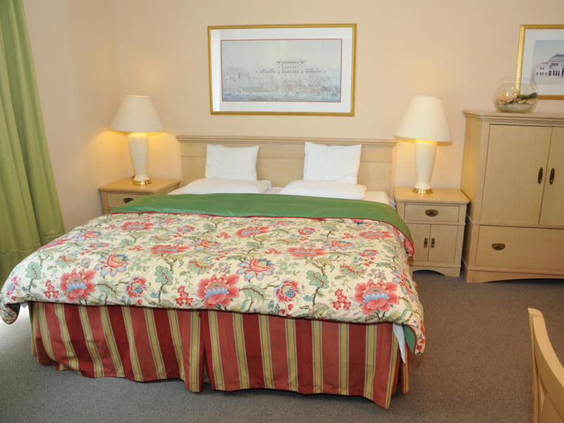 Standard Double Room with Balcony2