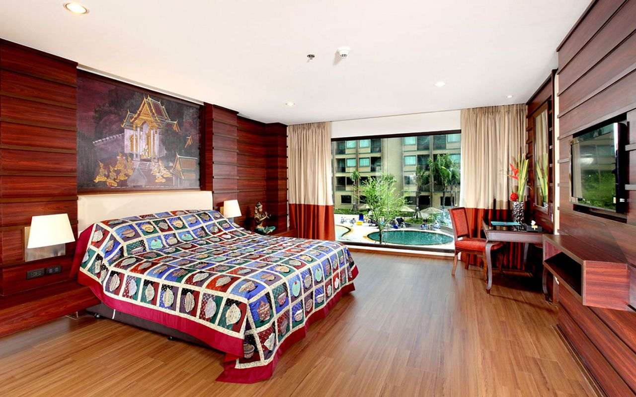 Suite one bed room1