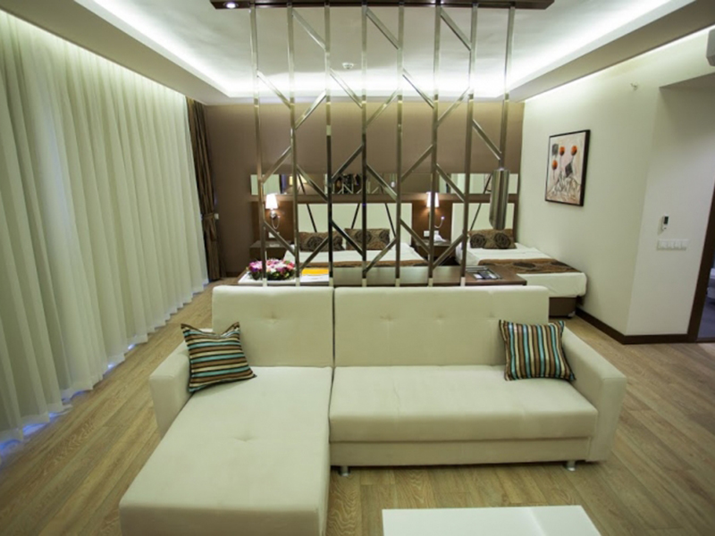 Suite without Balcony
