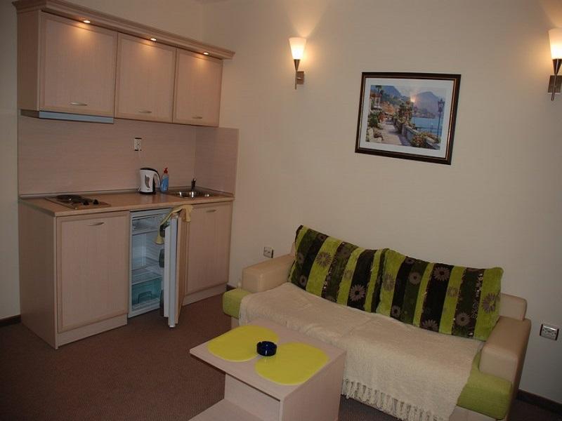 Sunny Beach Bulgaria 1-Bedroom Apartment Avalon Complex_1052_3