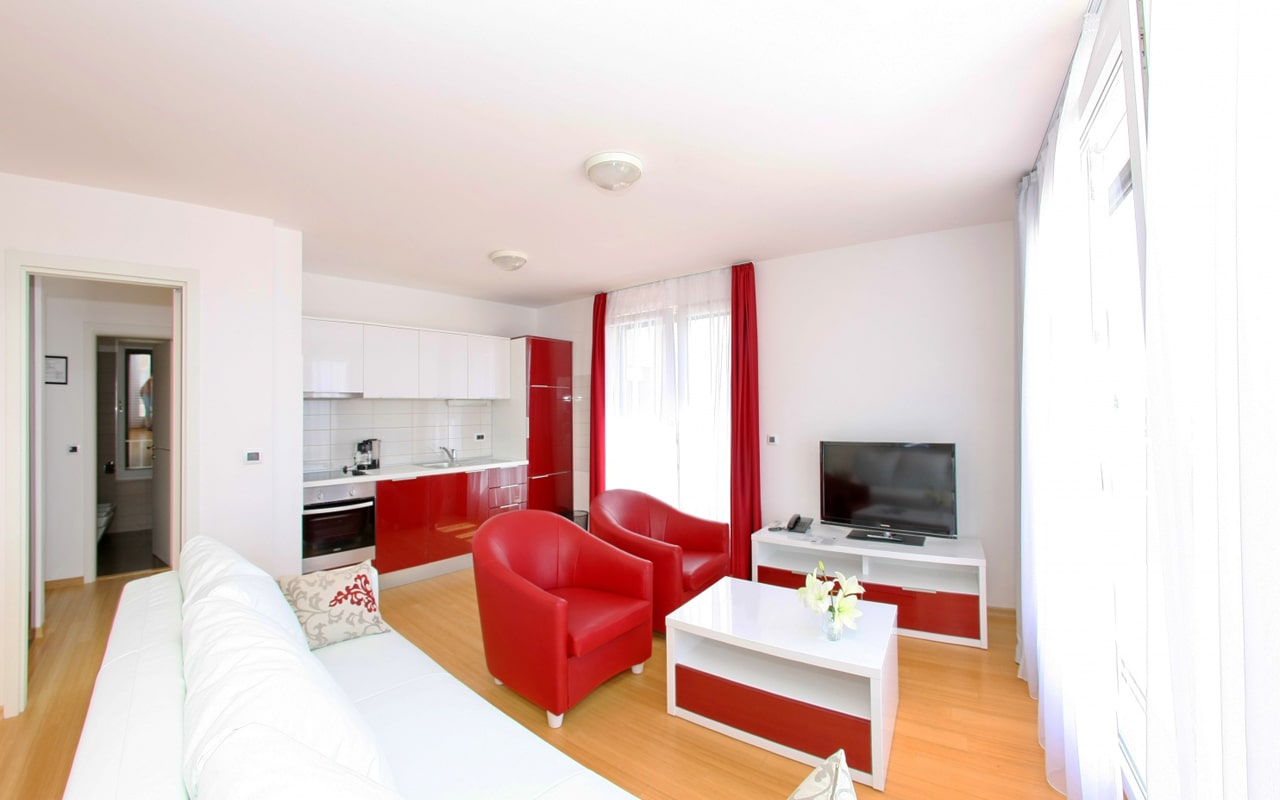 Sunny Side Apartments Petrcane (24)