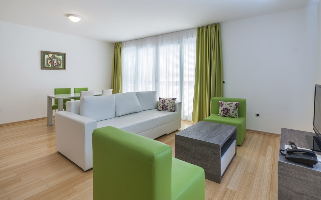 Sunny Side Apartments Petrcane (9)