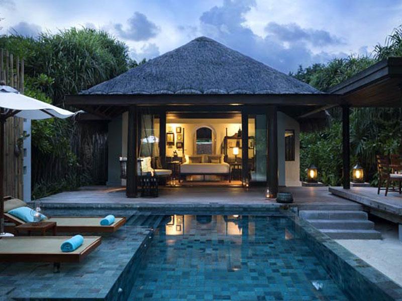 Sunset Beach Pool Villa4