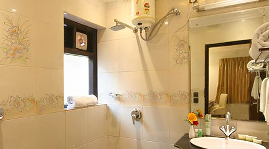 Superior  Bed Room - Toilet