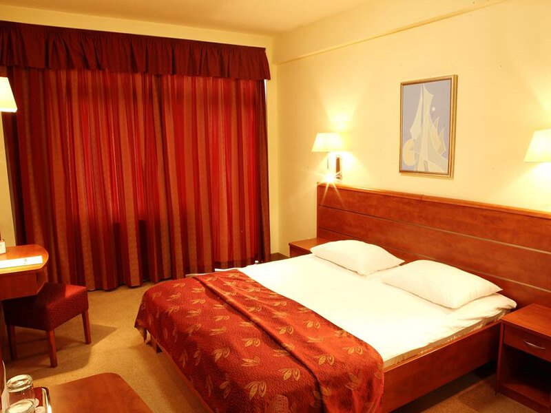 Superior Double Room with Extra Bed and Balcony