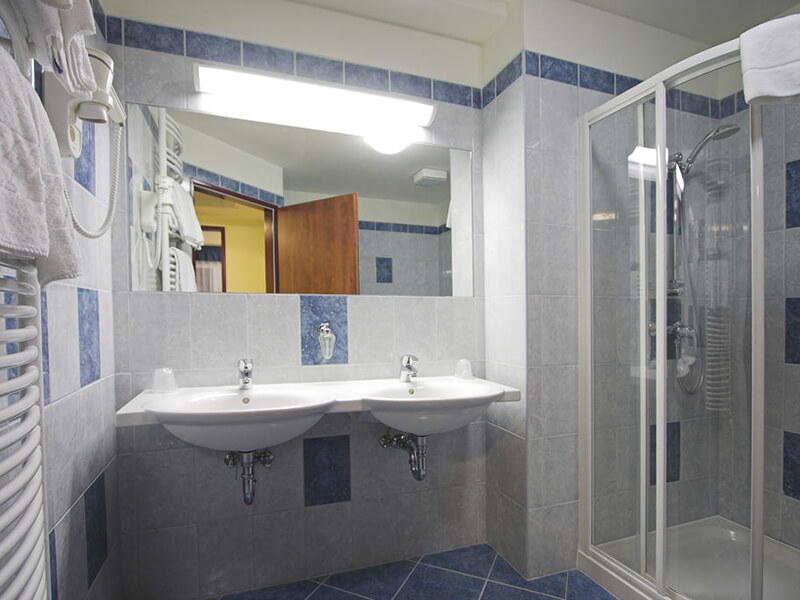 Superior Double Room with Extra Bed and Balcony1