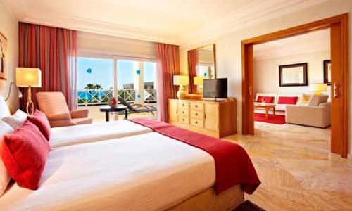 Superior Suite with sea views