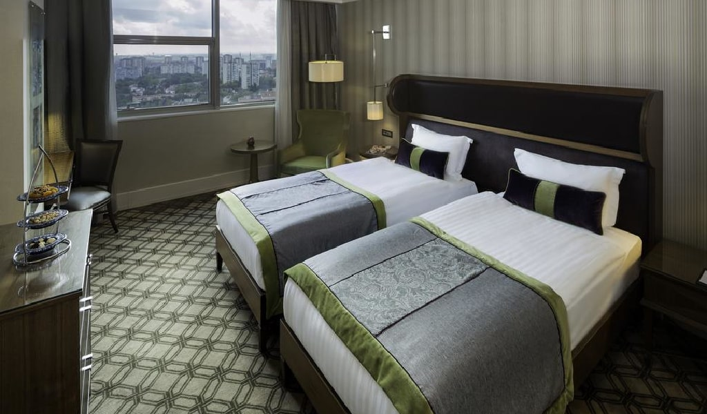 Superior Twin or Double Room with City View 3-min