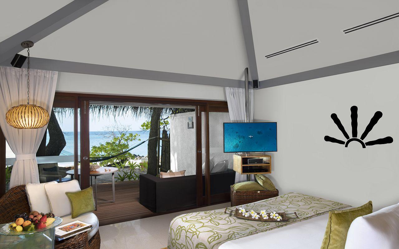 Taj Coral Reef Resort and Spa_Superior Beach Villa-Bedroom